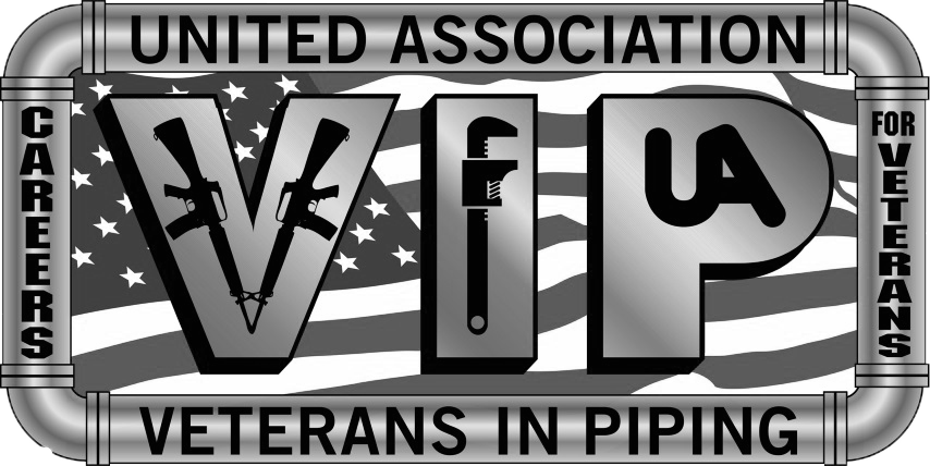 Veterans In Piping Logo